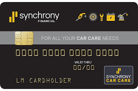 Synchrony Bank Credit Cards >> 4wheel Parts Credit Card Is Issued By Synchrony Bank 4wheel