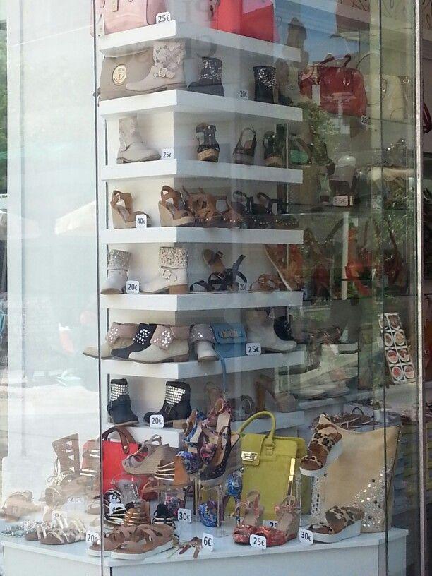 Ikkuna ostoksilla
