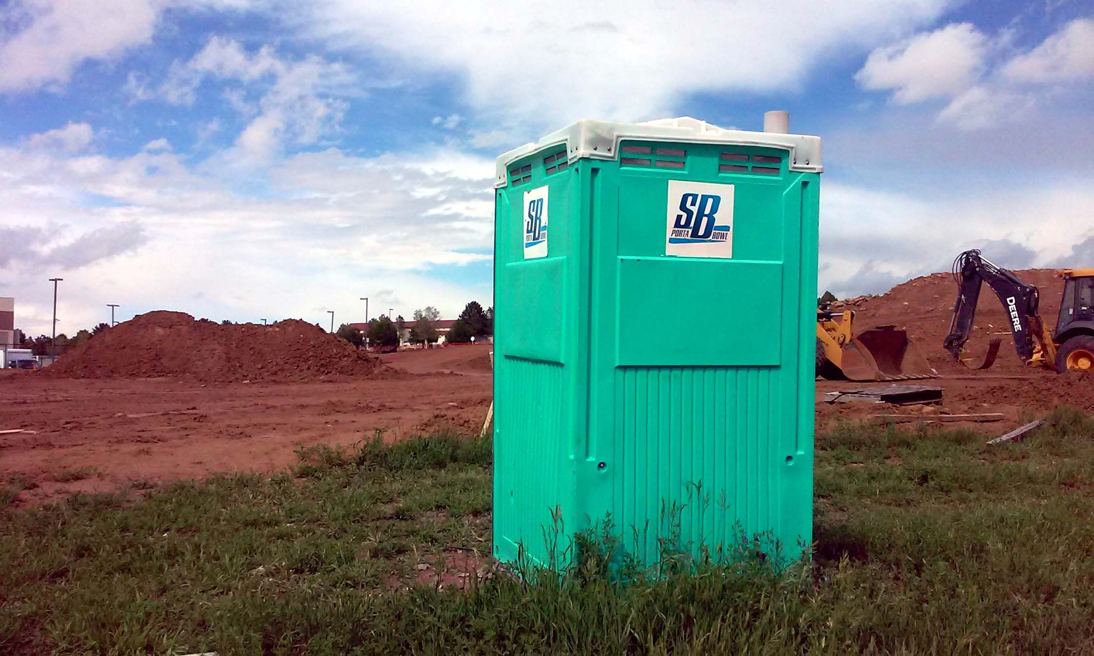 Portable toilets from S & B Porta-Bowl Restrooms | Portable ...