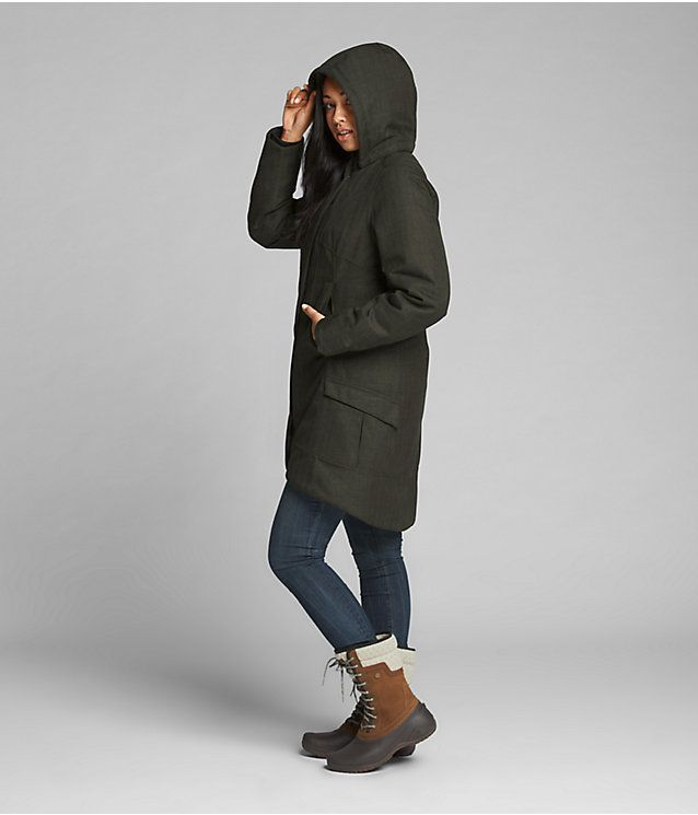 1677ad3ce Women's temescal trench | Style | Cold weather fashion, Trench, Vest ...