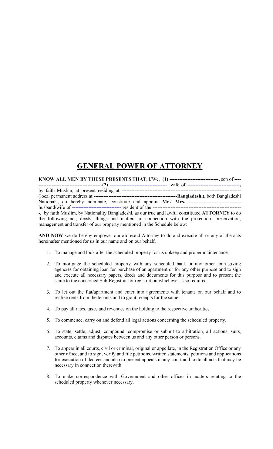 Pin By Leong Chuan On Background Power Of Attorney Form Power Of Attorney Lettering