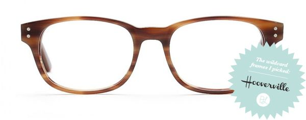 Hooverville in Brown from #bonlook    (PS: You can win $ 50 for Bonlook this week! Click the link to enter!)