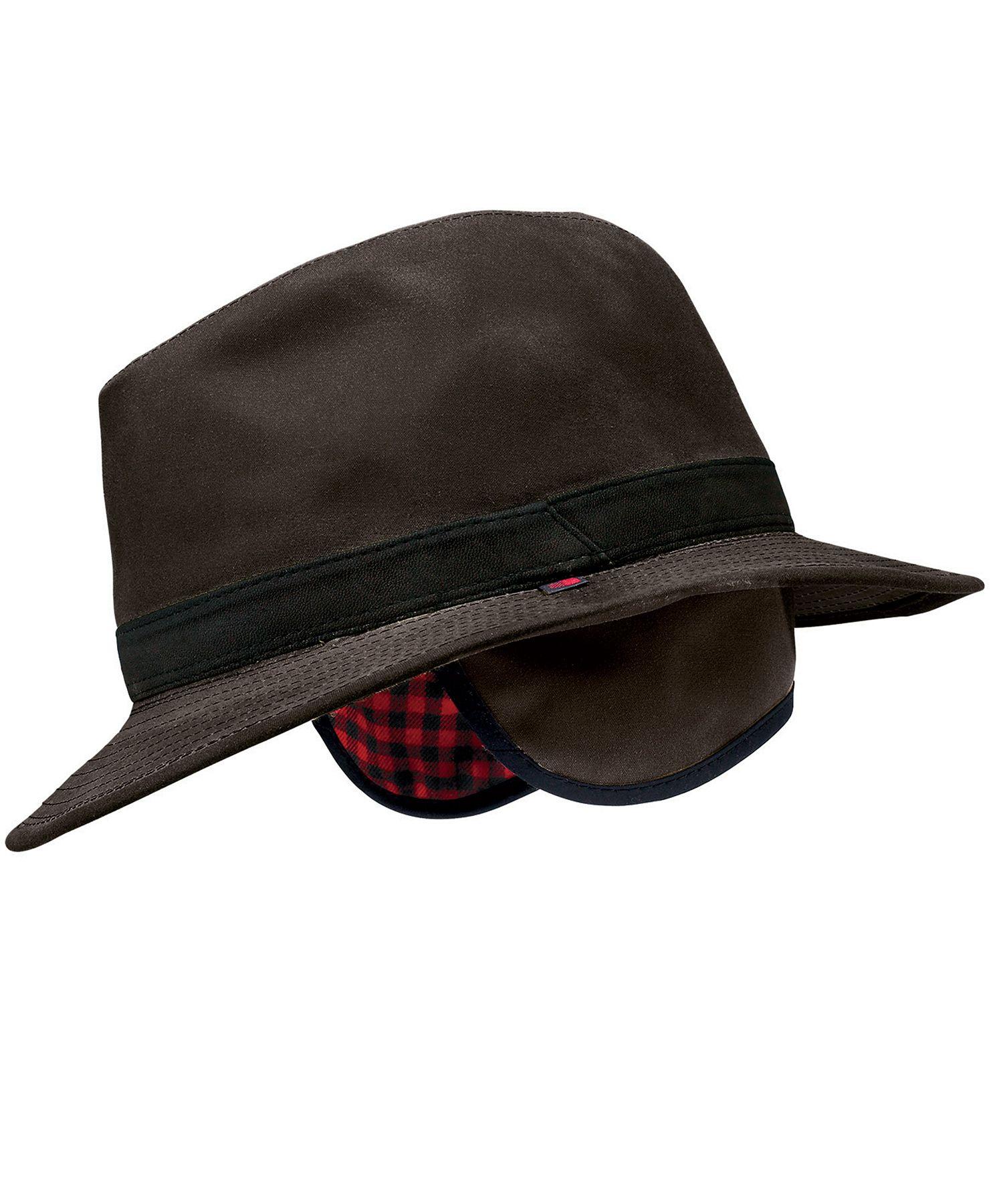 77cbc0b32ca91 Oil Cloth Safari Hat by WOOLRICH®