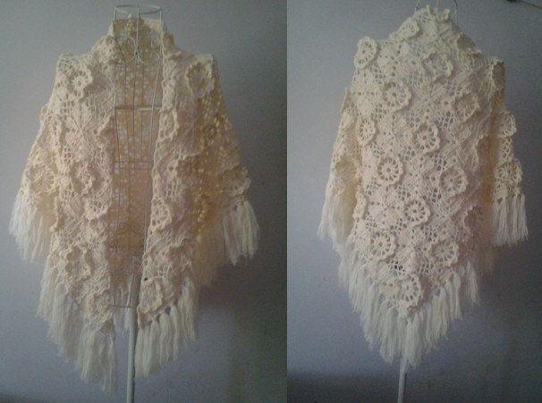 custom make want 20day crochet shawl et item 1037 by mooncakeshop