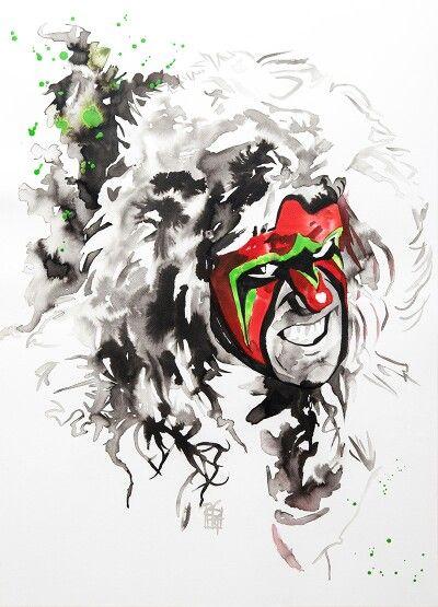 Ultimate Warrior.
