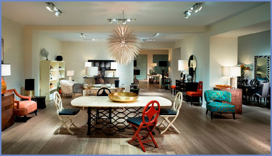 Nest Casa Showroom In The Design District