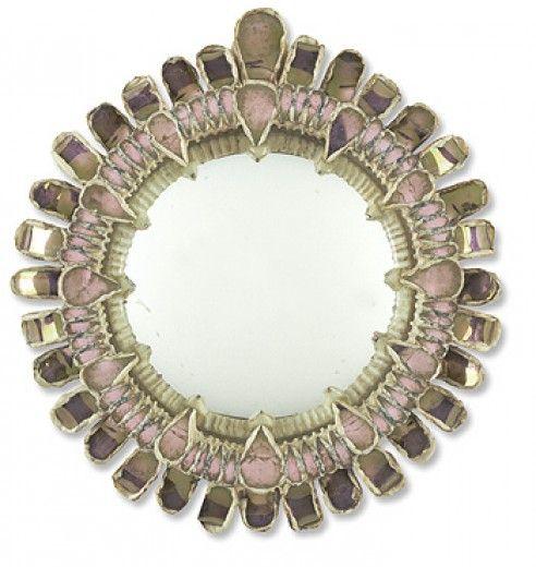 Line Vautrin convex mirror