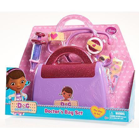 Kmart: Disney Doc McStuffins Doctor's Bag Kit Only $9.99 (Reg. $19.99)