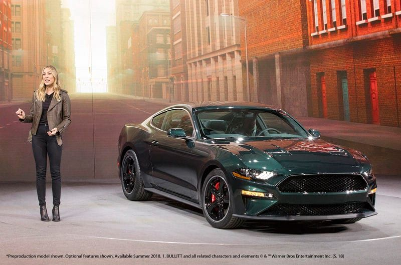 Beautiful 2018 Mustang Bullitt