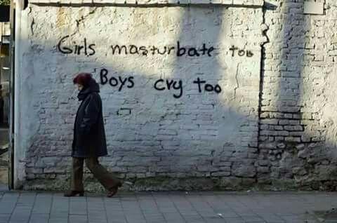 girls masterbate too