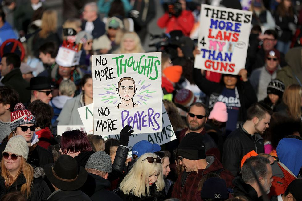 The Best March For Our Lives Signs From Around The Country March For Our Lives Stoneman Douglas High School Our Life