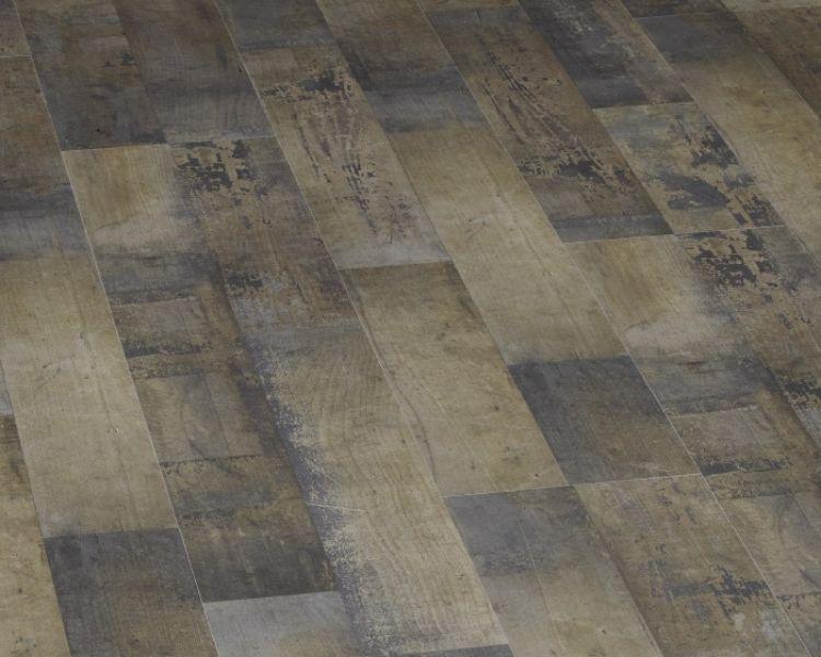 Laminat 8 Mm Kupfer Holz Vintage Öl-Optik, Designlaminat