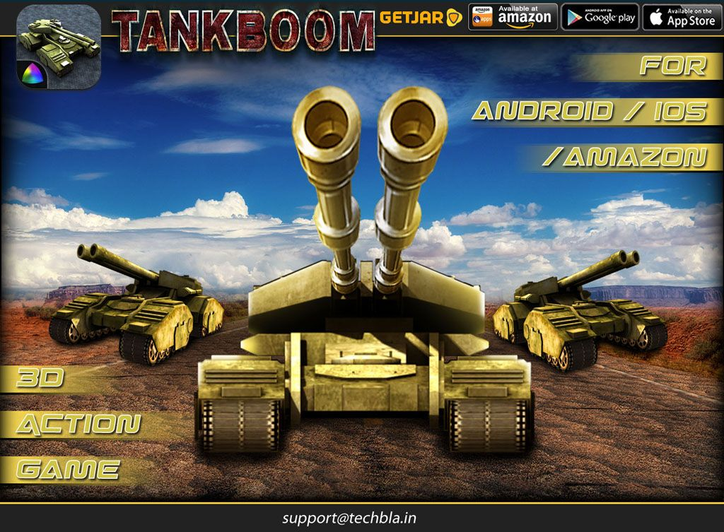 Tanks are powerful enough to fight in different battlefields!! https://www.youtube.com/watch?v=cOC4zm1EgHA #boom #boomboom #battletanks #tankwarfare #tankbattle3d #tanks #tankfree #battletanks #tankswar #tankhd #towercommand #packed #fighting #fightinggame #shooting #shootinggame #battlefield #arena #cannon #games #play #androidgames #fungames #upgrade #addicted #youtube #trailer