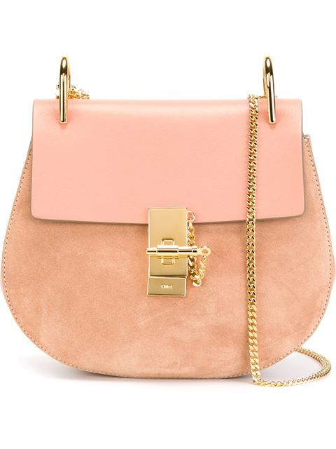 2e4d0537ed6 Shop Chloé  Drew  shoulder bag in Vitkac from the world s best independent  boutiques at farfetch.com. Shop 400 boutiques at one address.