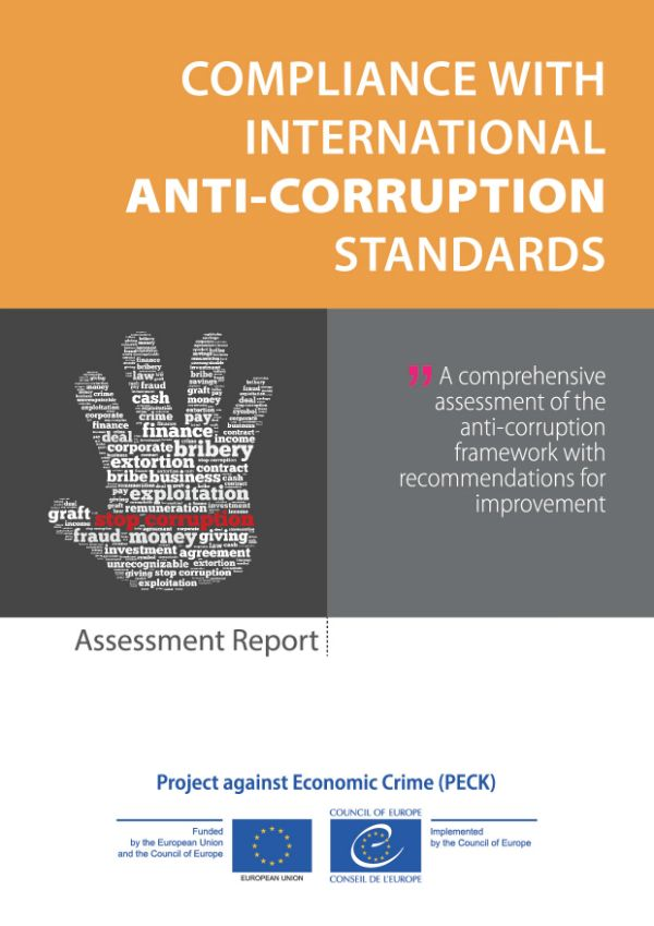 Compliance With International Anti Corruption Standards Fighting