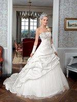 Robe de mariée Bella Sublissima, Muscade