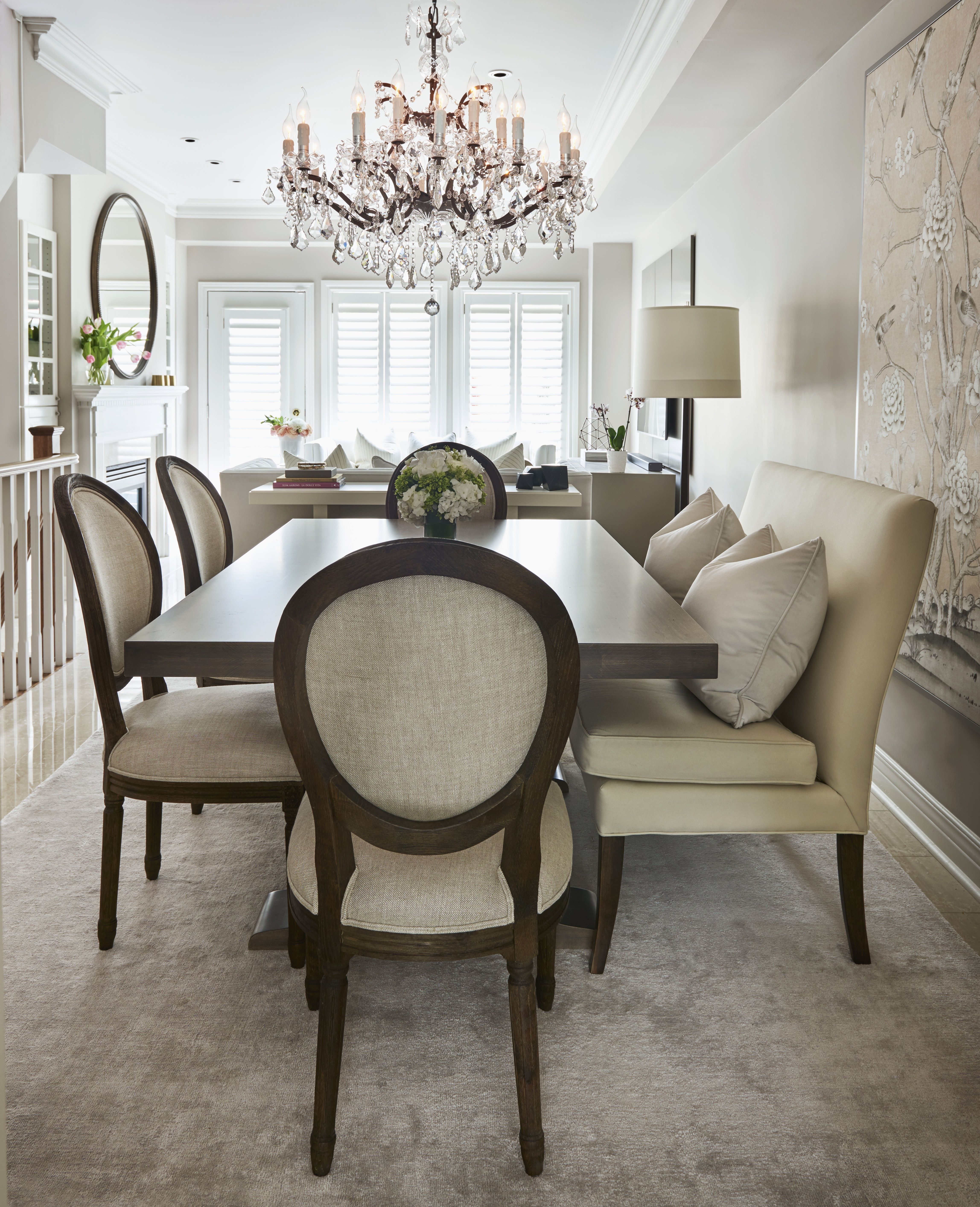 19 Creative Contemporary Dining Furniture Ideas Living Dining Room Dining Room Decor Dining Room Design Decor dining room chairs