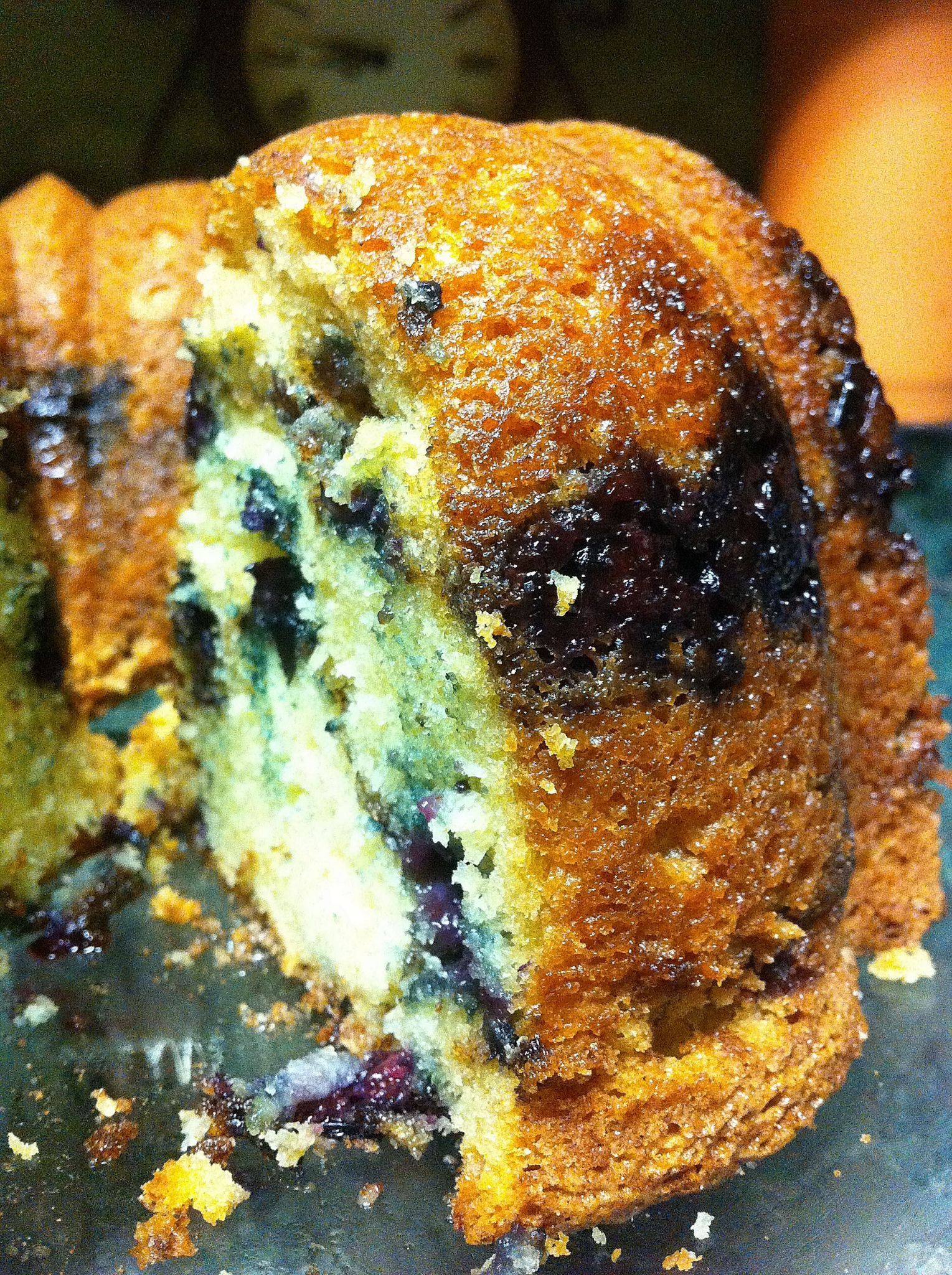 Blueberry sour cream coffee cake for the recipe http