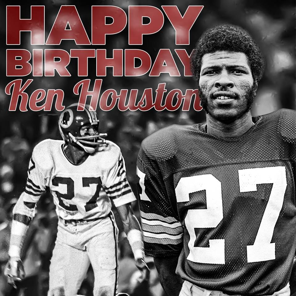Help us wish redskins legend and pro football hall of