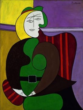 Picasso is in Chicago! Come see his exhibited works in celebration of the 100 year anniversary of the 1913 Armory Show!
