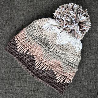 Mya Hat pattern by Courtney A. Clark