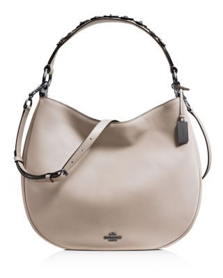 cd2d585ffe5c COACH Willow Floral Nomad Hobo in Glovetanned Leather | Bloomingdale's