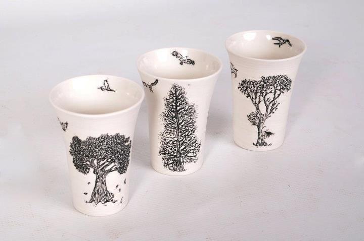 Eunice Botes : Porcelain