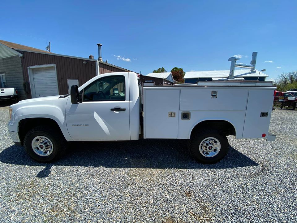 2010 Gmc 2500hd 4x4 Utility Truck Your Trucks For Sale In 2020 Trucks For Sale Utility Truck Gmc