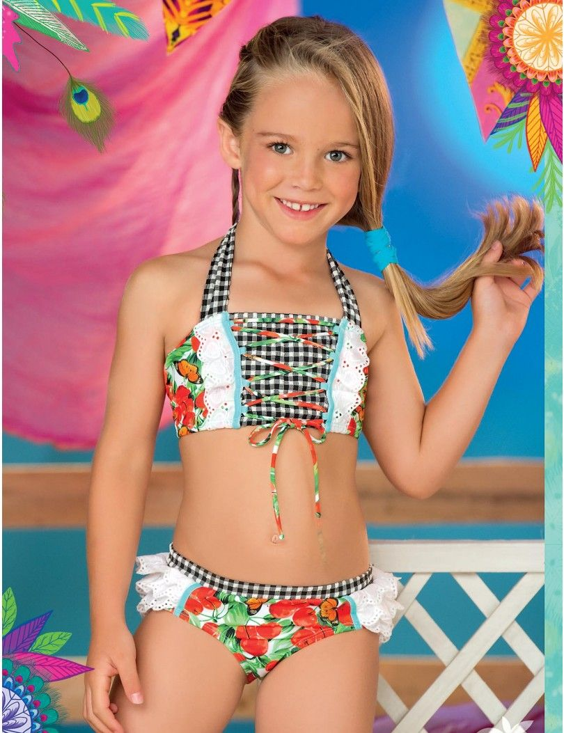 806c15f90c Meisjes lollipop kids bikini