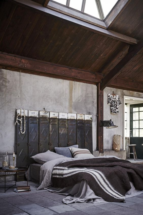 50 Amazing Industrial Master Bedroom Design Ideas Master Bedroom