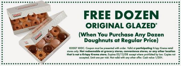 graphic relating to Krispy Kreme Printable Coupons identify No cost Printable Discount coupons: Krispy Kreme Discount codes Incredibly hot Discount coupons