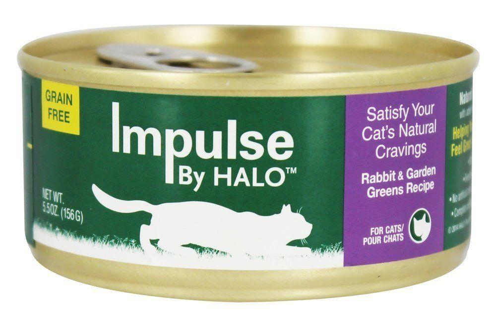 Halo impulse rabbit and garden green food 825 lb55 oz