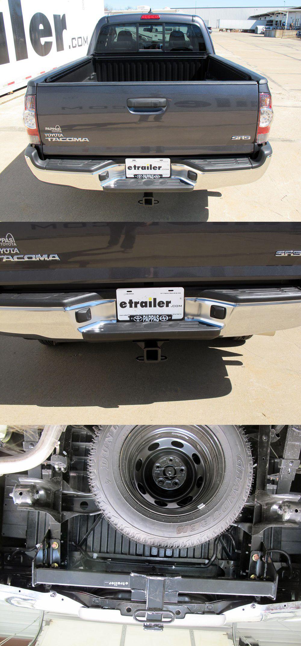 Curt trailer hitch receiver custom fit class iii 2 curt trailer hitch 13323