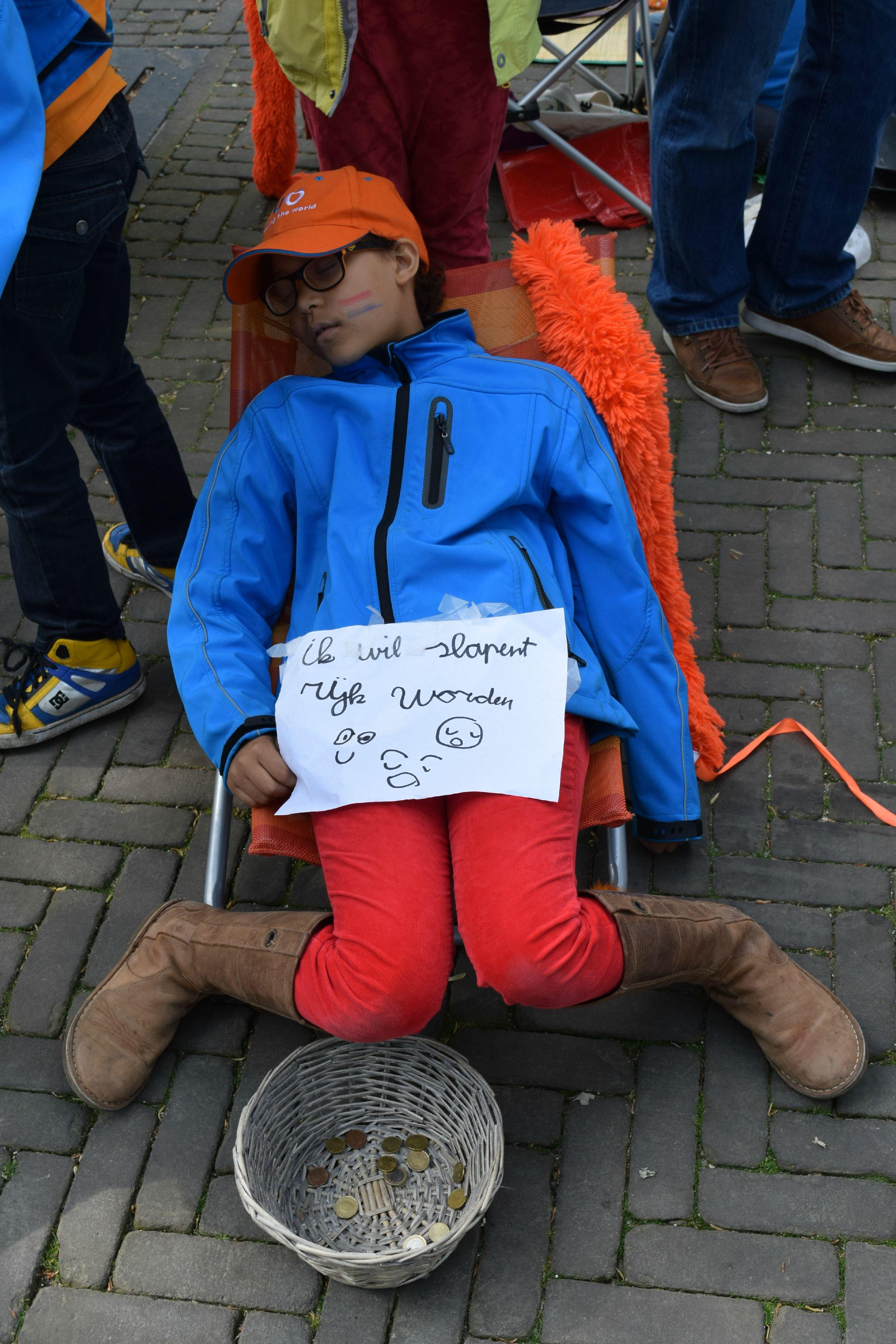 Sleep and get rich. The Dutch way.