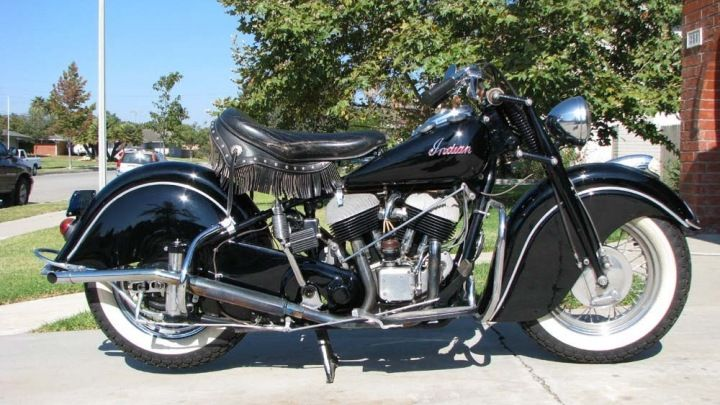 1948 Indian Chief Motorcycle Walk Around Indian Motorbike Indian Motorcycle Indian Chief Motorcycle