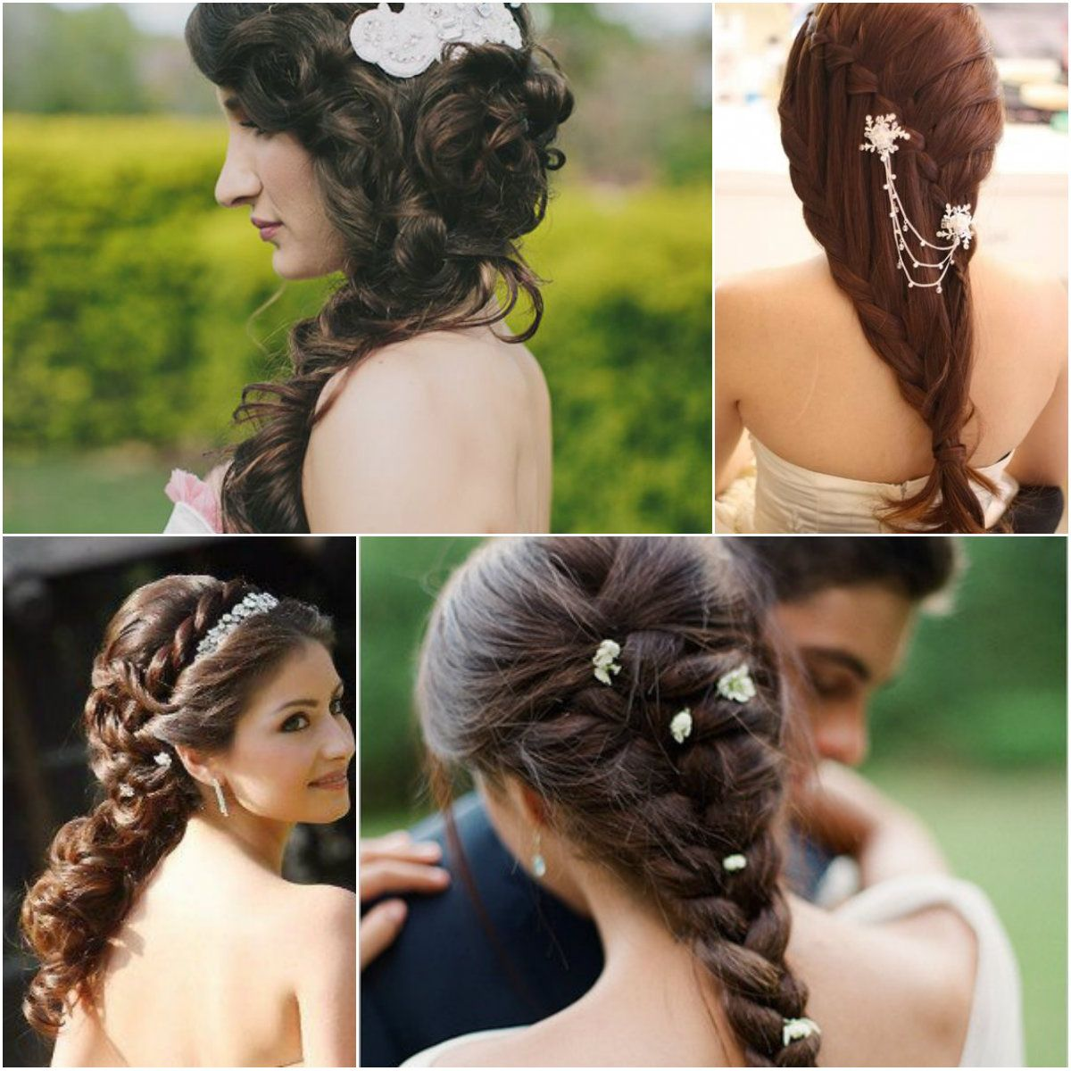 Black Braided Wedding Hairstyles: Stylish #Braids Hairstyles For Black Women #bridesmaid