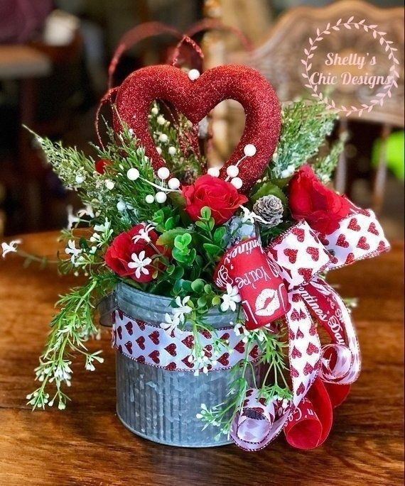 49 Latest Diy Valentine'S Day Decorations Ideas