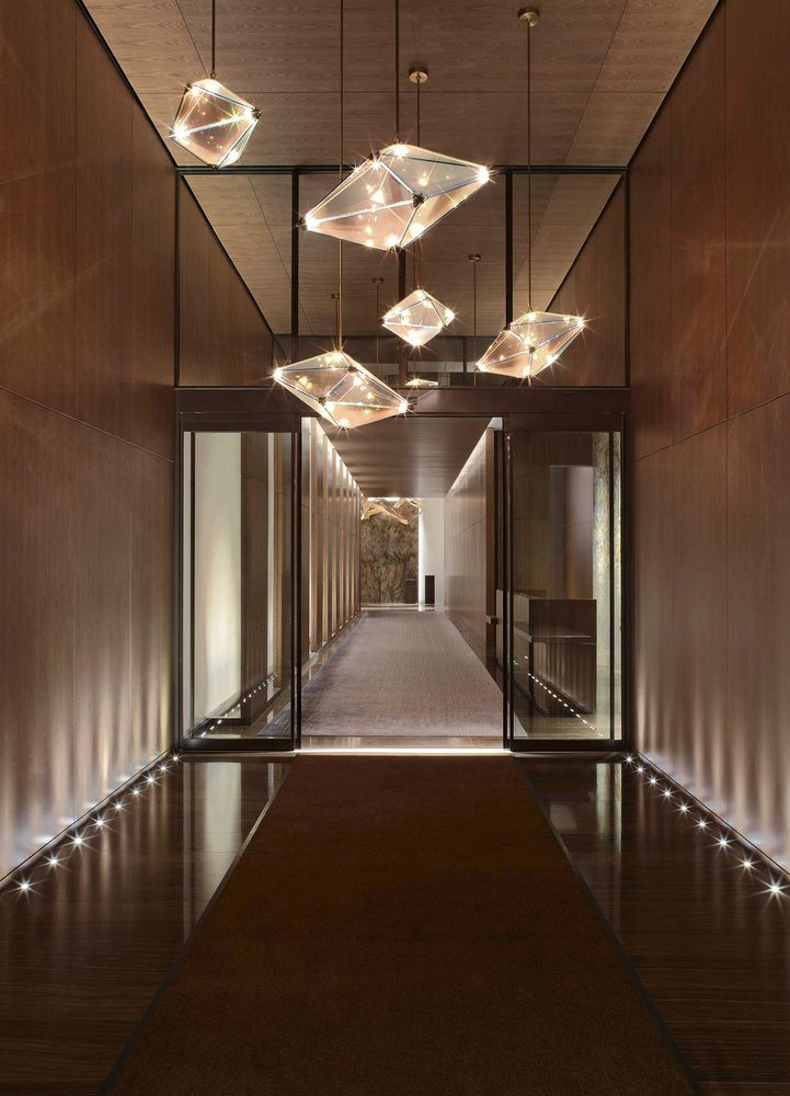 Corridor Design: Corridor Lighting, Yabu