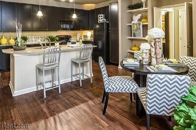 Elan Gateway Apartments St Petersburg Florida 33716 Blinds