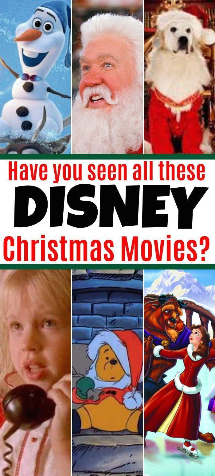 Ultimate Disney Christmas Movies List + Free Printable : The Ultimate Disney Christmas Movie List with a free printable to check them off as you watch them! #disneymovies #disneychristmas #christmastime #christmasmovies The Ultimate Guide to the best Disney Christmas movies throughout the years with a printable checklist for a Disney Christmas movie marathon. #Ultimate #Disney #Christmas