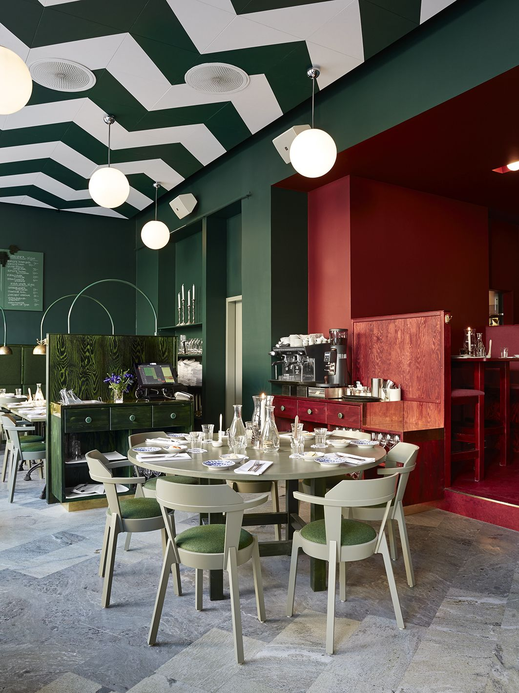 Where To Drink And Eat When It S Too Cold To Do Anything Outside Restaurant Interior Stylish Bars Restaurant Design