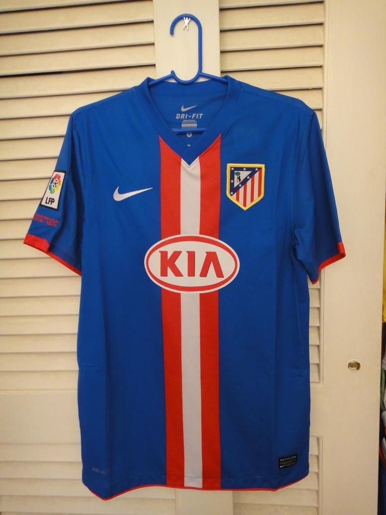 Atletico Madrid away kit 2010-11 | Maglie, Calcio