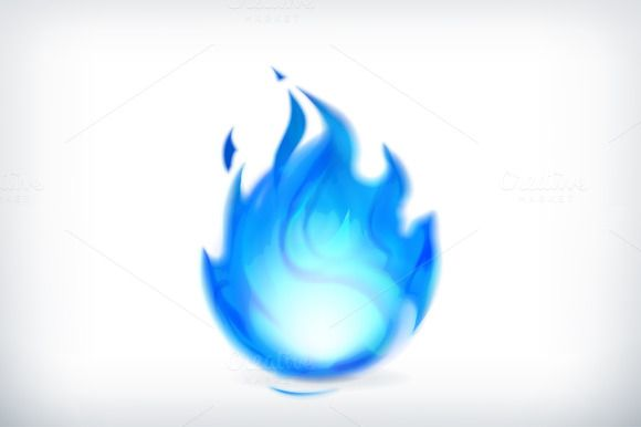 Blue Fire Icon Fire Icons Blue Flame Tattoo Fire Drawing