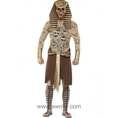 Zombie Incluye Egipcio Disfraz Túnica Para € 104 Faraón Hombre 10 De cTlF1J3K