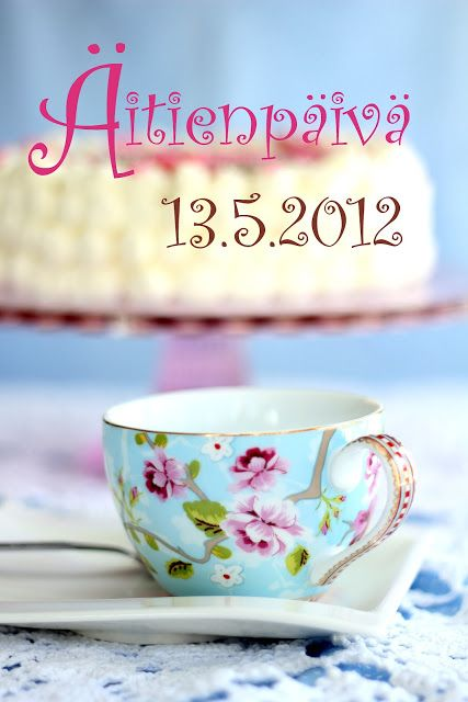 Pullahiiren leivontanurkka: Vinkit äitienpäiväkakkuun!