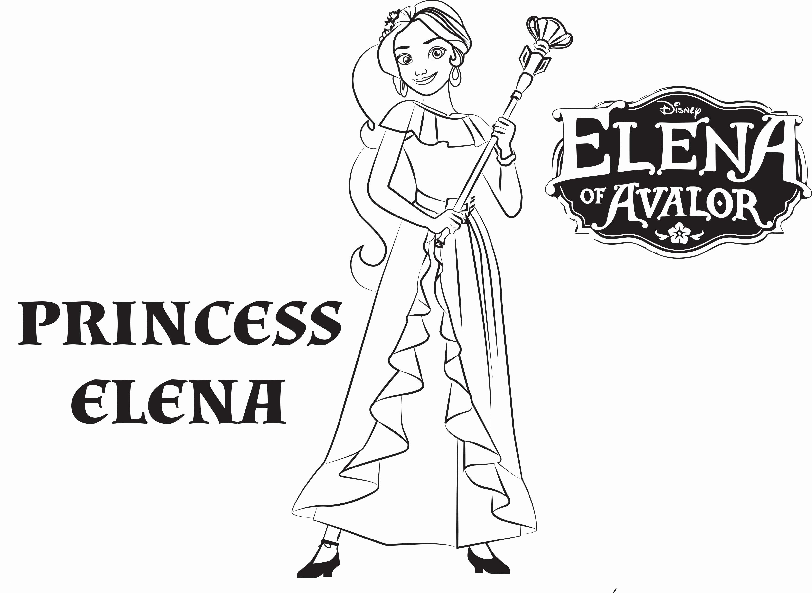 Disney Princess Elena Coloring Pages Through The Thousands Of Images Online About Disney Pr Disney Coloring Pages Princess Elena Coloring Pages Inspirational