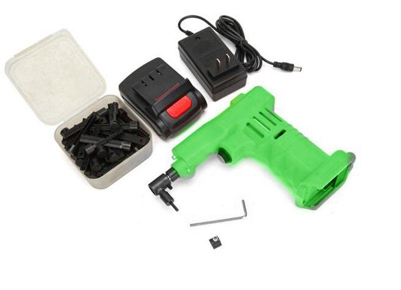 Electric 45 Pins Lock Pick Gun Dimple Lock Bump Locksmith