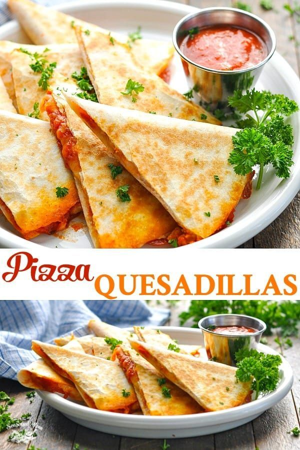 Photo of Pizza Quesadillas #Pizza #Pizza #Pizza