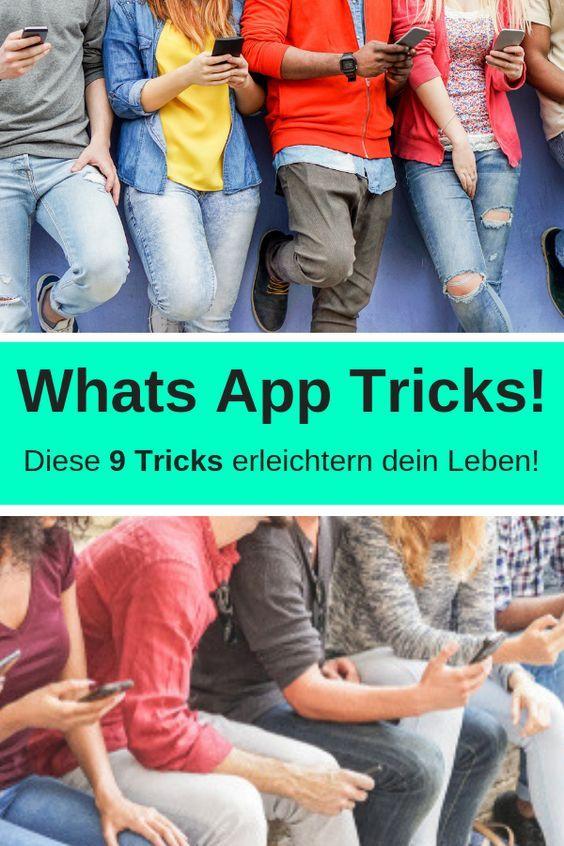 9 Geheime Whatsapp Funktionen Die Fast Keiner Kennt