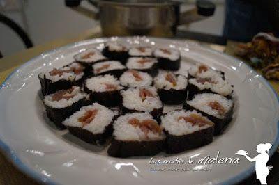 Las Recetas de Malena: Sushi
